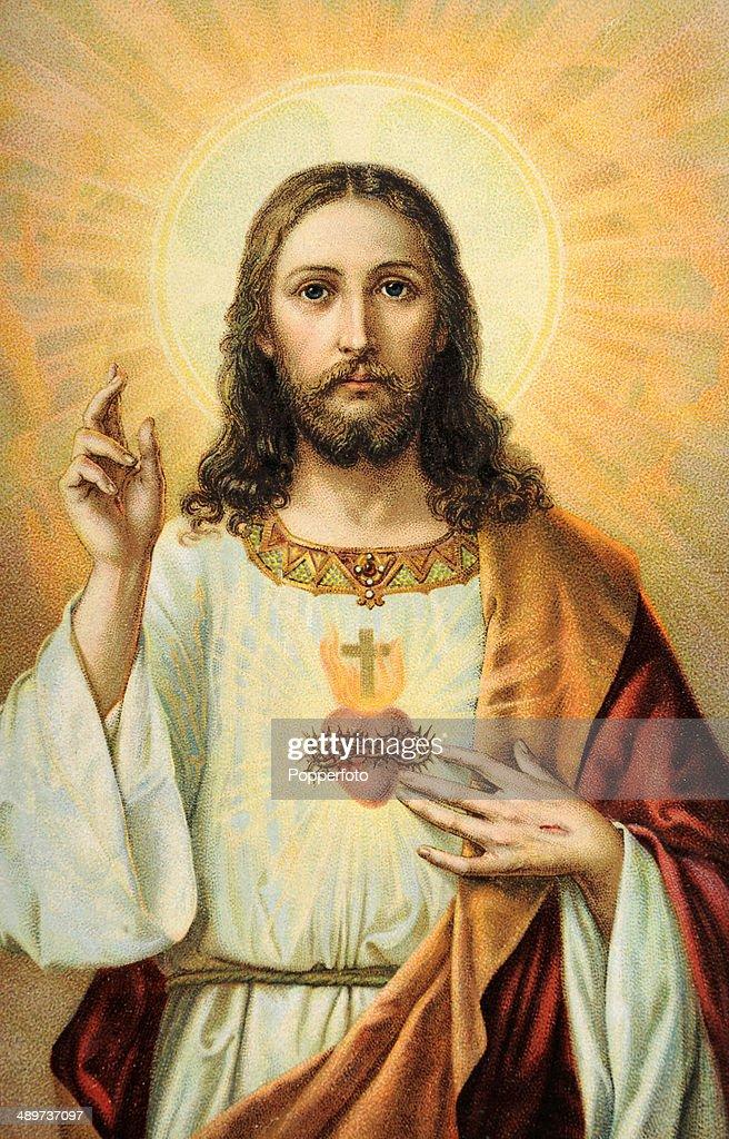 Jesus Christ : News Photo