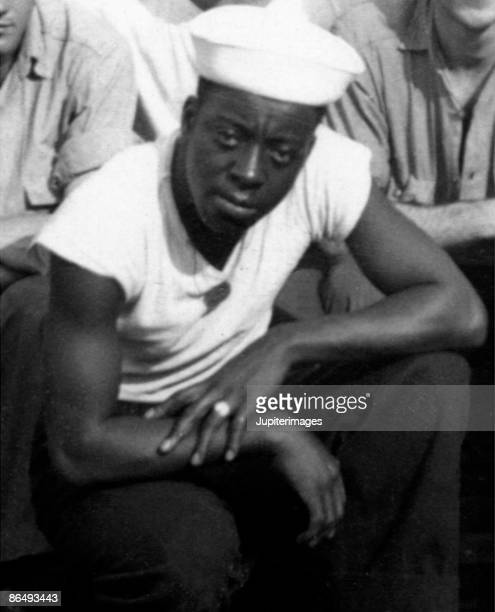 vintage image of a sailor - sailor hat stock pictures, royalty-free photos & images