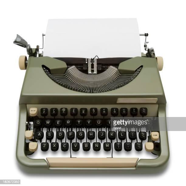 Vintage Imperial Schreibmaschine
