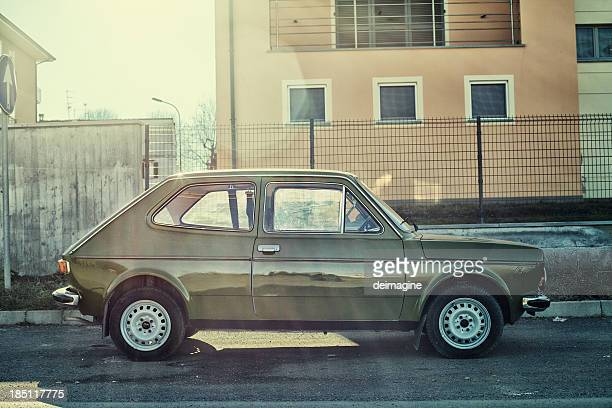 ビンテージイタリア車