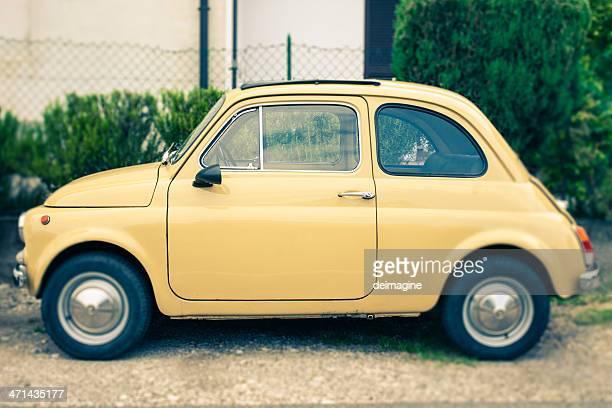 Vintage Italian Car