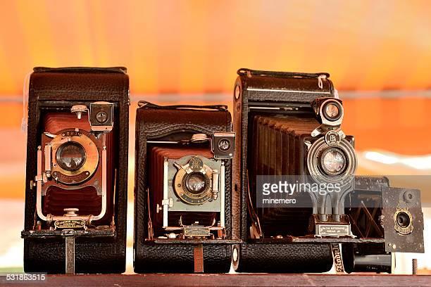 Vintage Kodak Kameras