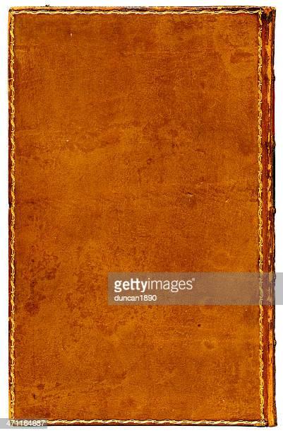 Vintage leather background XXXL