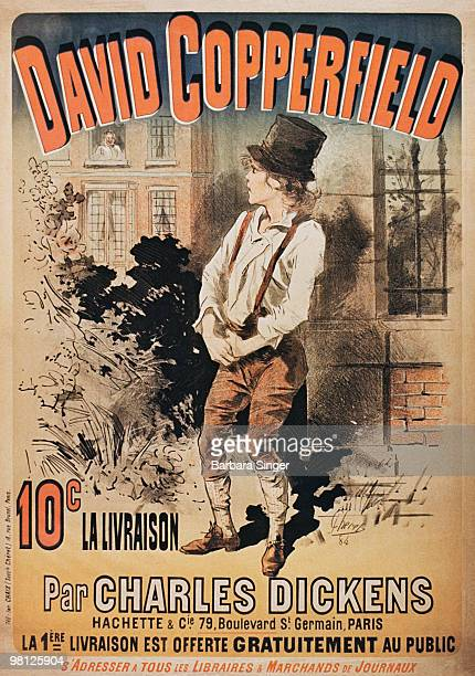 david copperfield book stock photos and pictures getty images vintage literary poster for david copperfield book