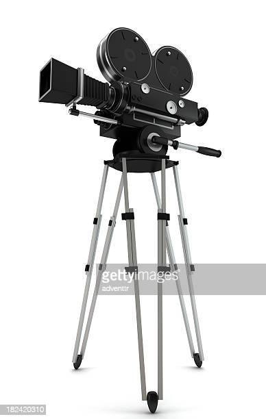 ビンテージ映画用カメラ