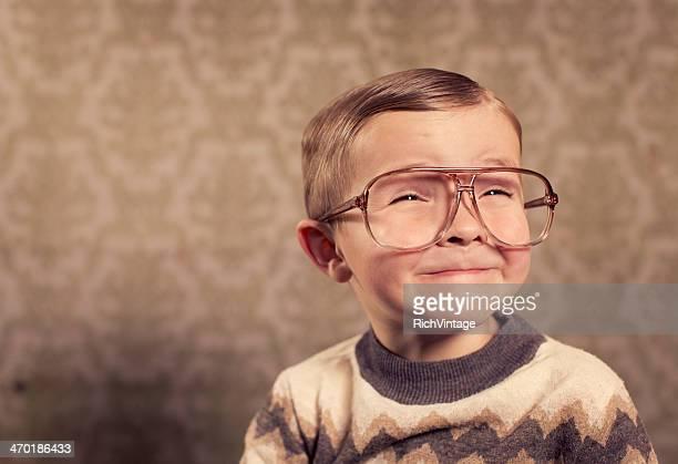 Vintage Caixa-de-Óculos
