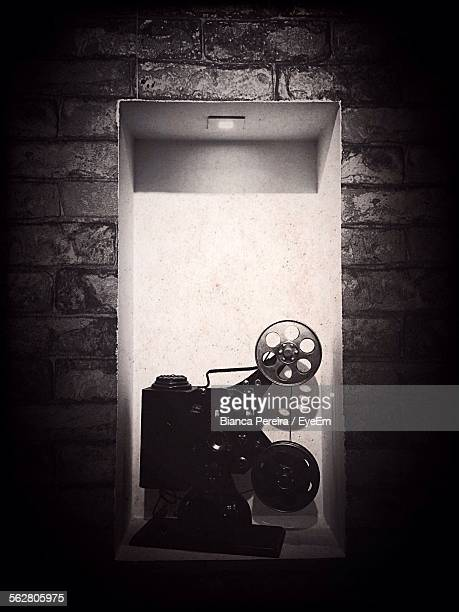 Vintage Old Movie Camera Cinematography Equipment