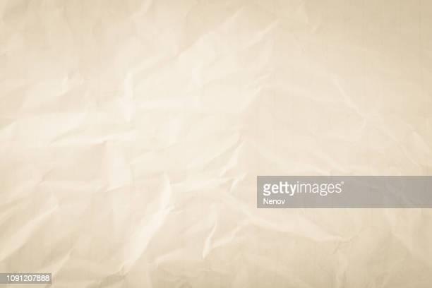 vintage paper texture background - beige fotografías e imágenes de stock
