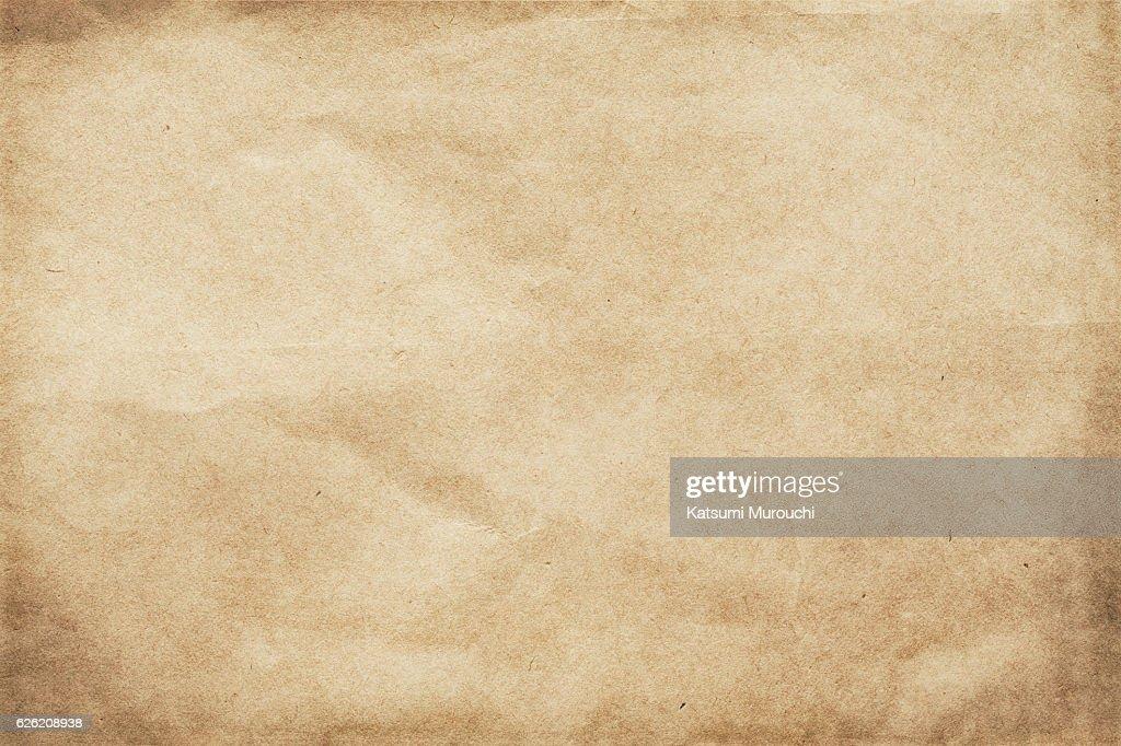 Vintage paper texture background : Stock Photo
