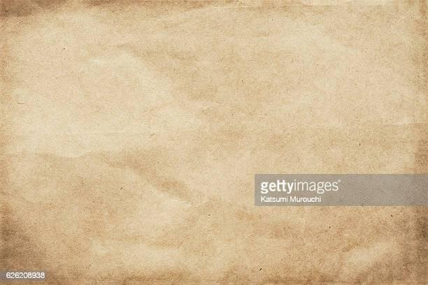 vintage paper texture background - braun stock-fotos und bilder