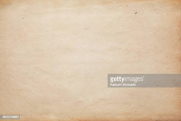 vintage paper texture background - papier stock-fotos und bilder