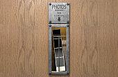 Vintage Photo Booth Pickup Slot