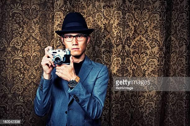 ビンテージ写真家