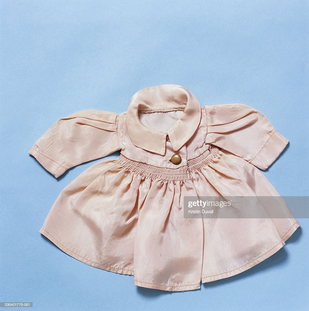 Vintage Pink Dolls Dress High-Res Stock Photo - Getty Images