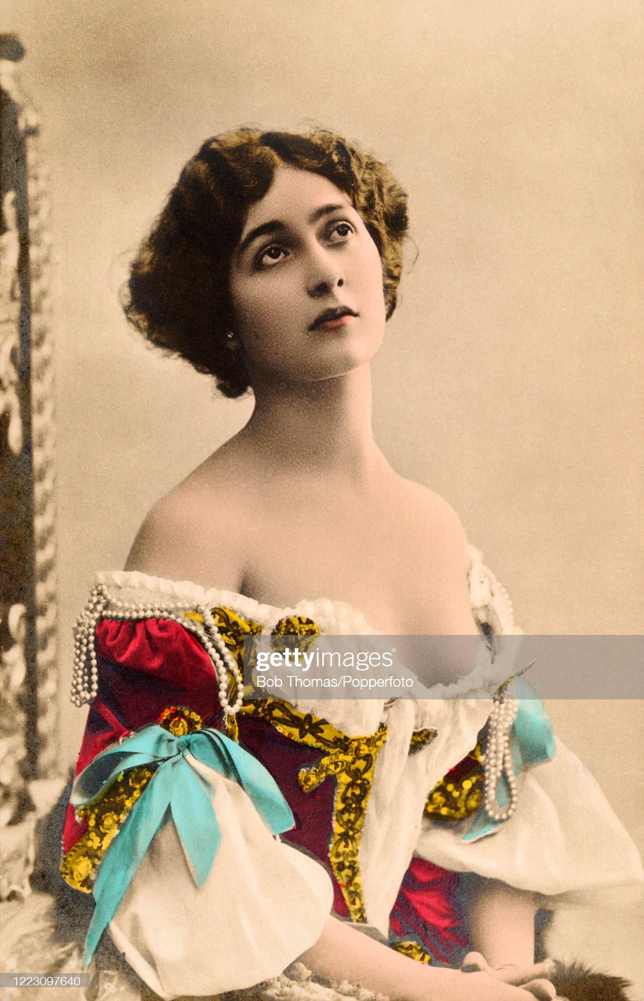 Lina Cavalieri - Opera Singer And Actress : News Photo