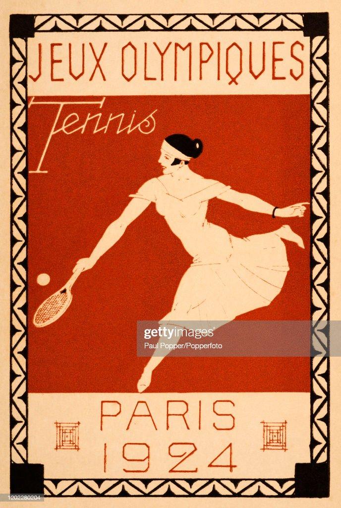 Olympic Games - Paris 1924 : Fotografía de noticias