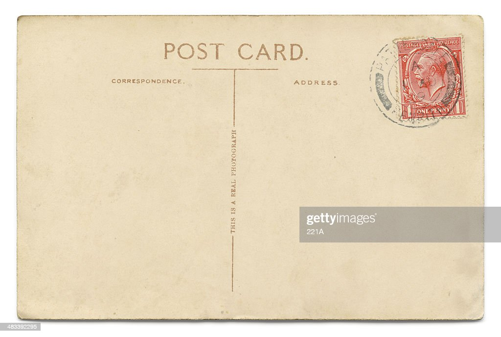 postcard stock photos and pictures getty images