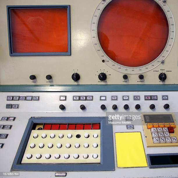 Vintage Radar Control