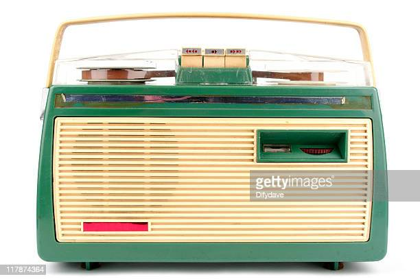 World's Best Reel To Reel Tape Recorder Stock Pictures