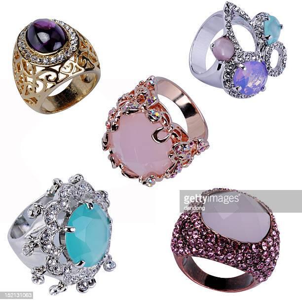 Vintage anillo