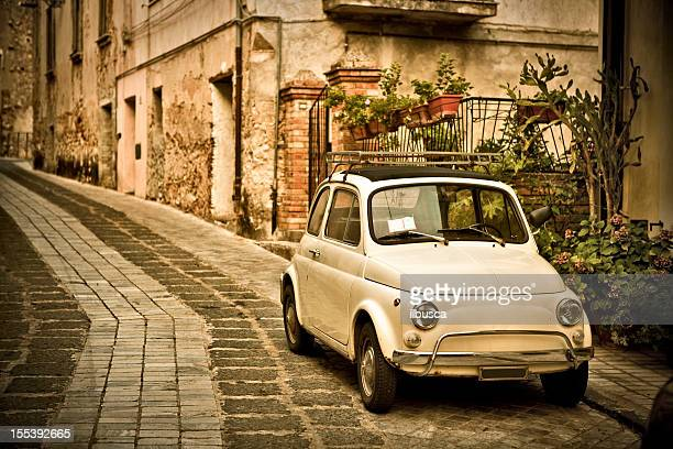 vintage southern italy village (calabria region) - italian culture stock pictures, royalty-free photos & images