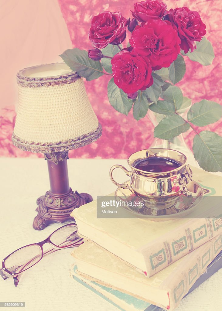 Vintage still life : Stock Photo