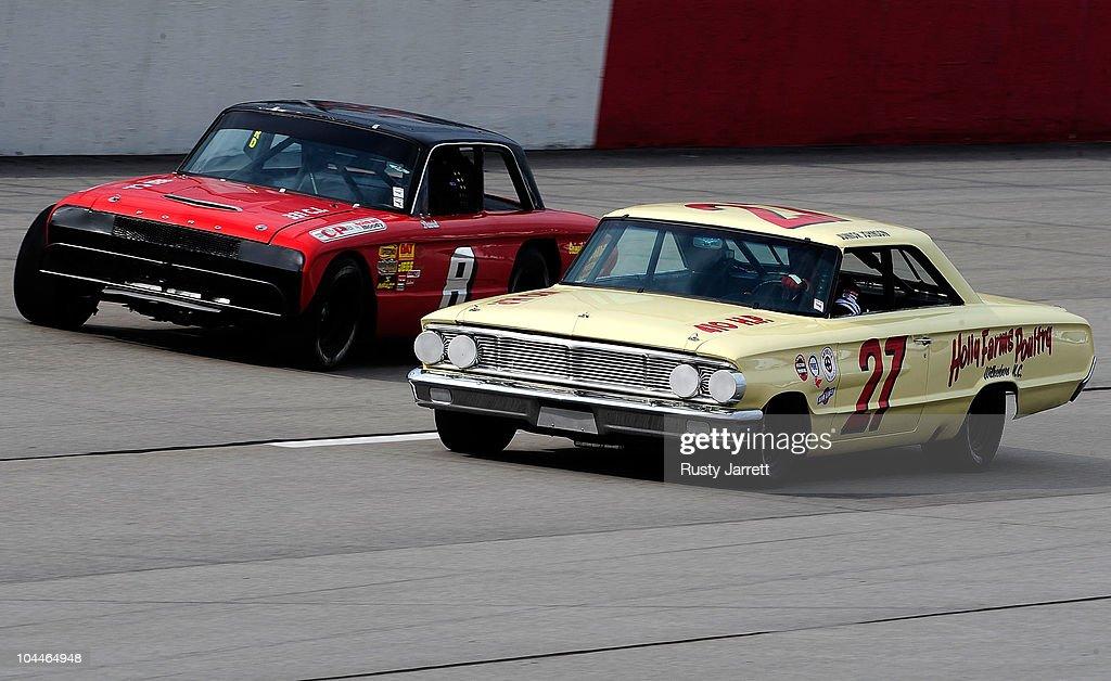 Carolina Vintage Stock Cars