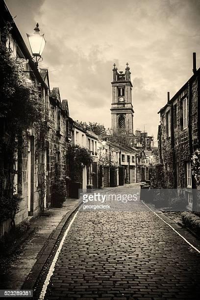 Vintage Stockbridge, Edinburgh