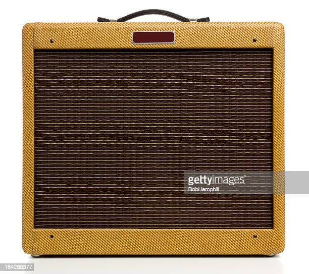 Vintage Style Tweed Amplifier
