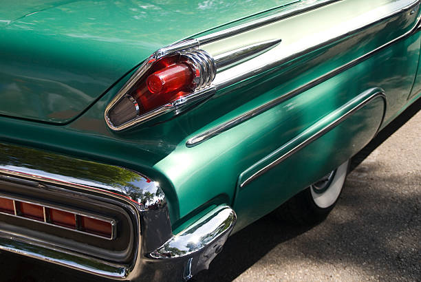 Vintage Tail Fin