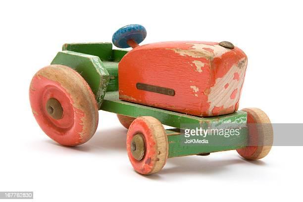 Jouet Vintage Tracteur