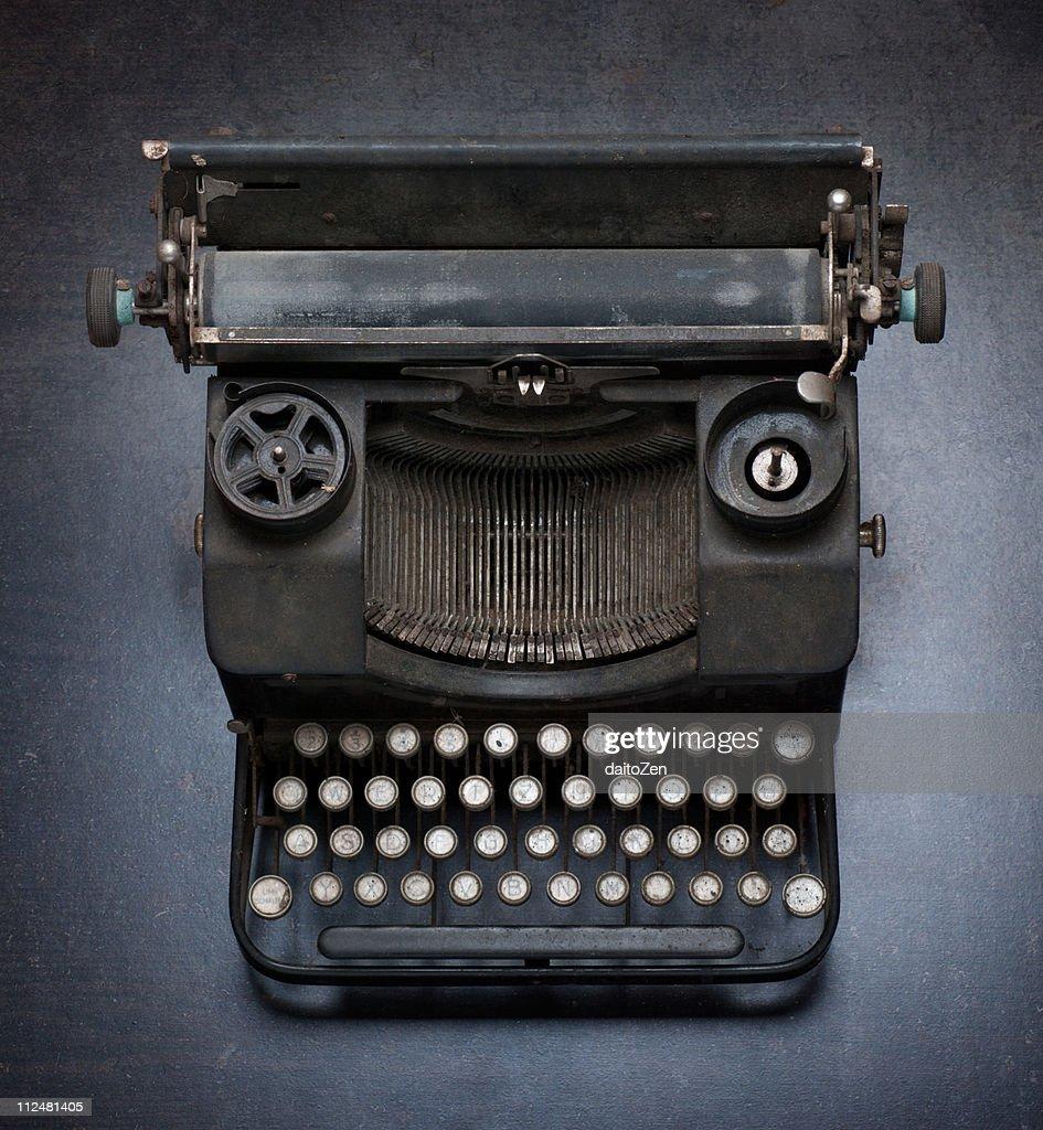 Vintage Typewriter : Stock Photo