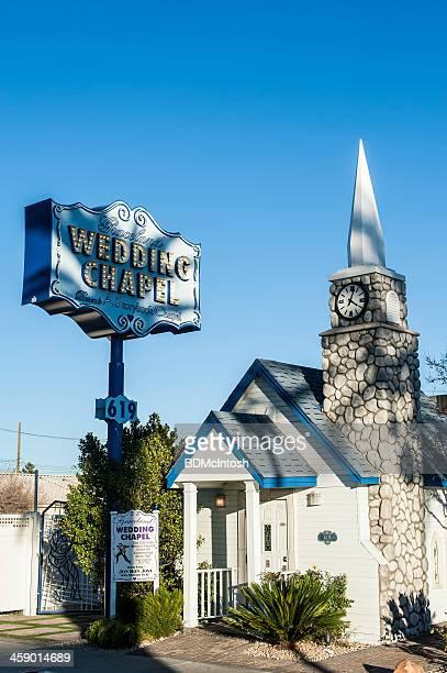 Vintage Vegas: Graceland Wedding Chapel