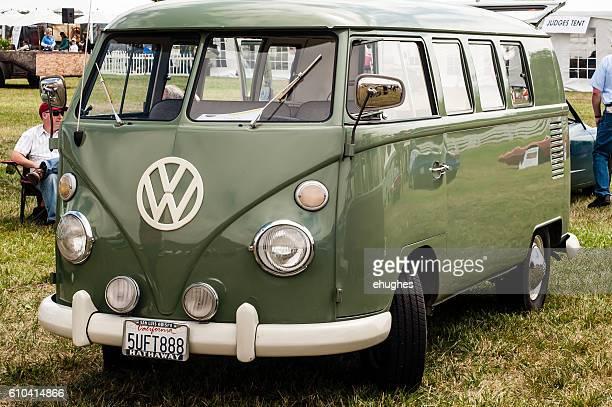 Vintage Volkwagen Bus