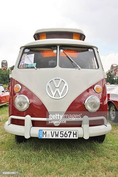 Vintage VW Bus T 1