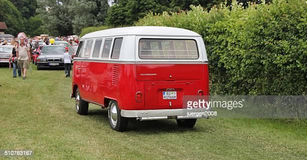 Vintage VW Bus-T-Shirt 1