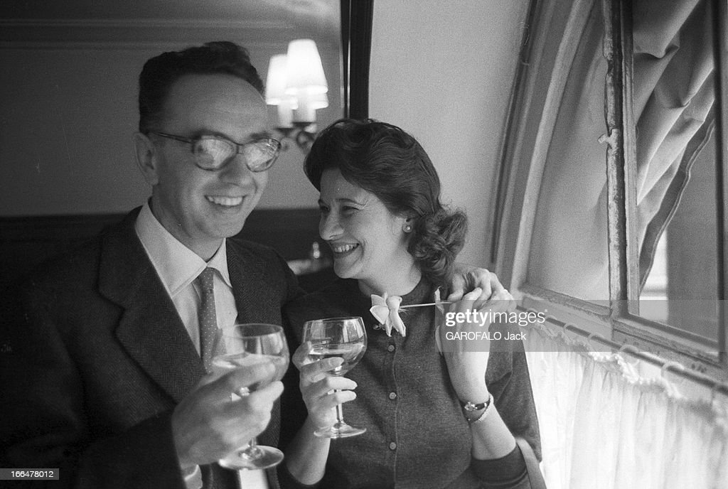 VINTILA HORIA, GONCOURT PRIZE 1960 : News Photo