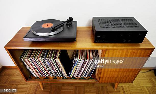 Vinyl Music Turntable