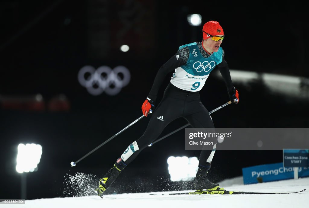 Nordic Combined - Winter Olympics Day 11