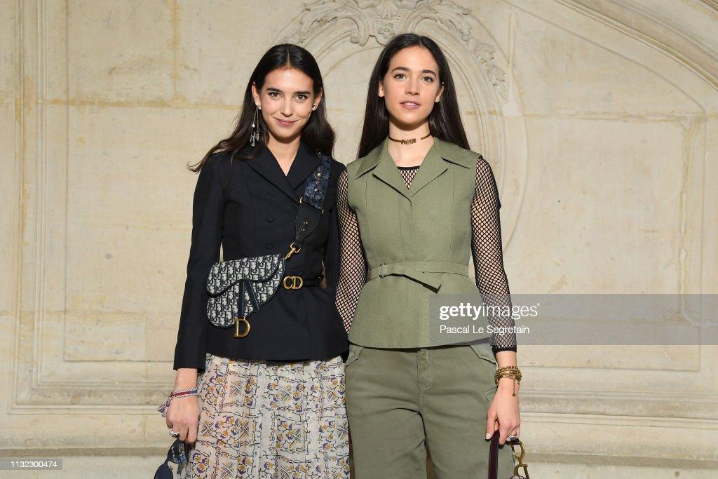 Christian Dior : Photocall - Paris Fashion Week Womenswear Fall/Winter 2019/2020 : News Photo