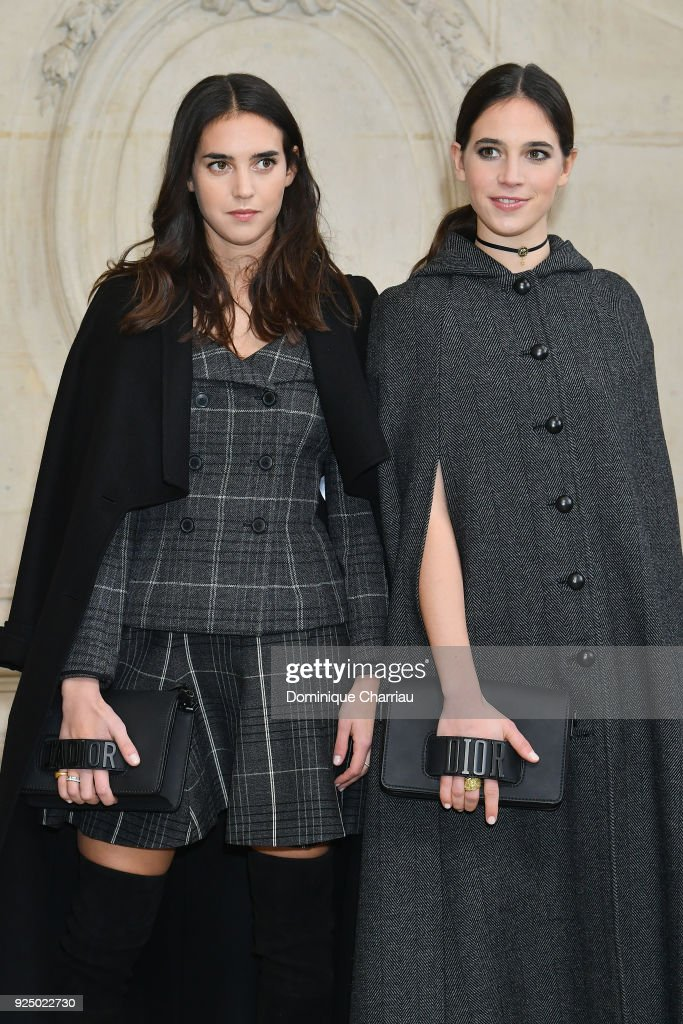 Высший свет. Галерея - Страница 8 Viola-and-vera-arrivabene-attend-the-christian-dior-show-as-part-of-picture-id925022730