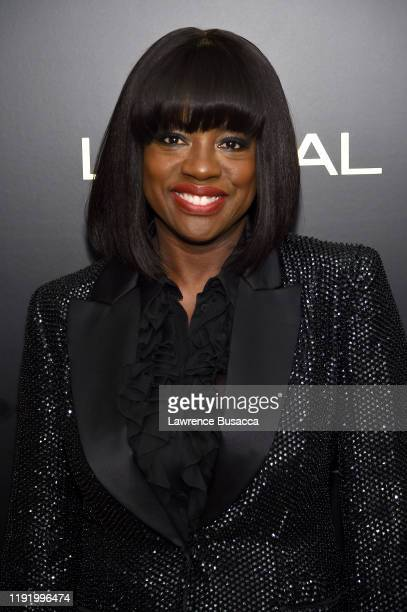 Viola Davis attends the 14th Annual L'Oréal Paris Women Of Worth Awards at The Pierre on December 04, 2019 in New York City.
