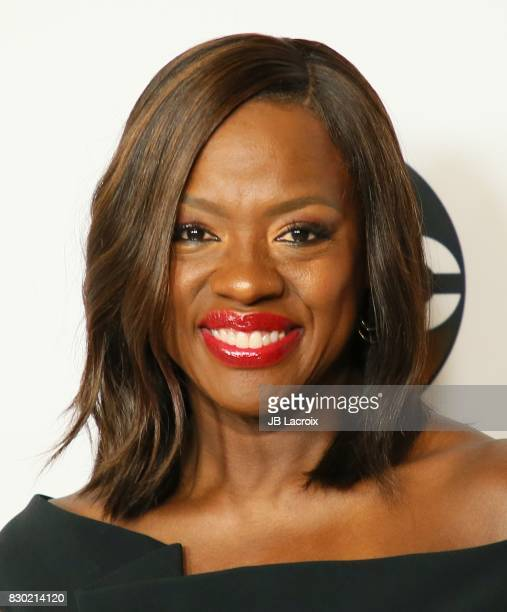 Viola Davis attends the 2017 Summer TCA Tour Disney ABC Television Group at The Beverly Hilton Hotel on August 6 2017 in Beverly Hills California