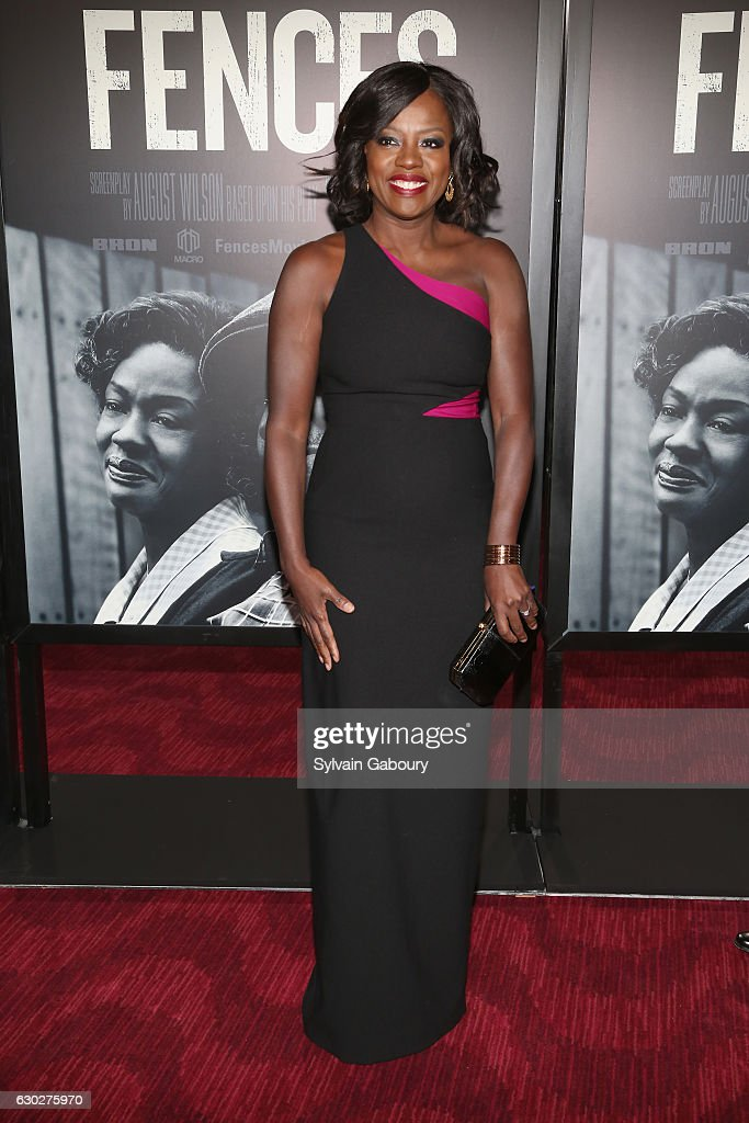 """Paramount Pictures Presents the New York Special Screening of """"Fences"""" : News Photo"""