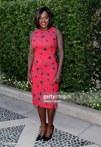 Viola Davis attends The Rape Foundation's annual brunch on September 25 2016 in Beverly Hills California