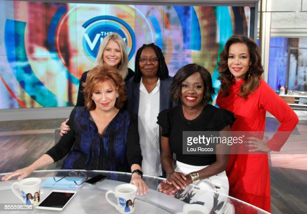 THE VIEW Viola Davis is the guest Monday October 2 2017 on ABC's 'The View' 'The View' airs MondayFriday on the ABC Television Network HOSTIN