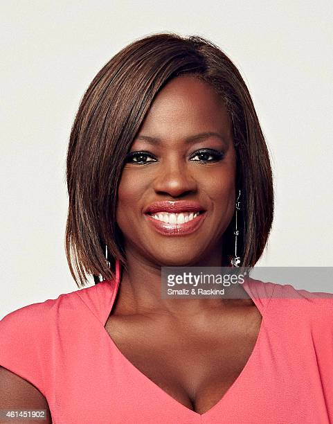 Viola Davis poses during the The 41st Annual People's Choice Awards at Nokia Theatre LA Live on January 7 2015 in Los Angeles California