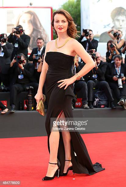 Violante Placido attends the Closing Ceremony of the 71st Venice Film Festival on September 6 2014 in Venice Italy