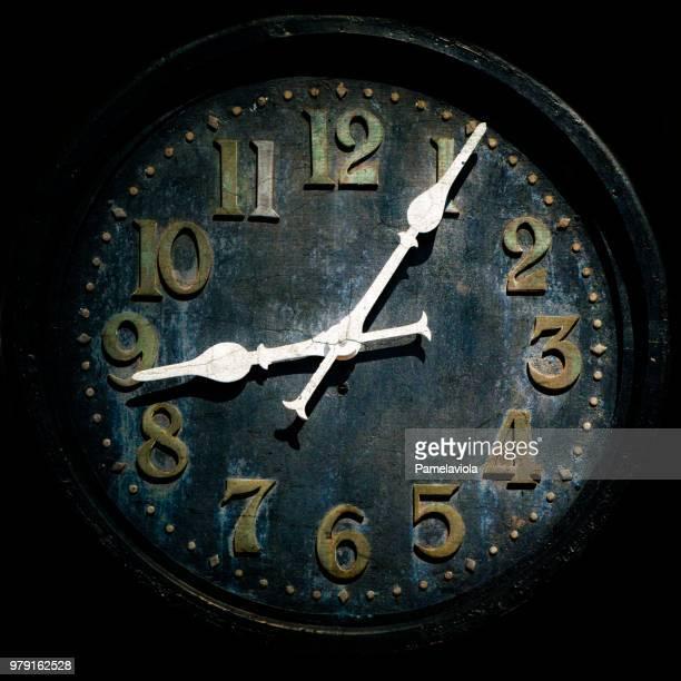 VIOLApamela apr Clock