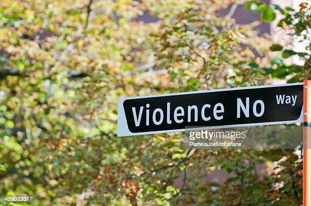 Violence No Way